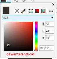 isian kode warna rgb