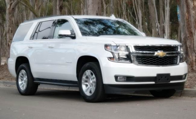 2019 Chevrolet Tahoe Specs and Redesign