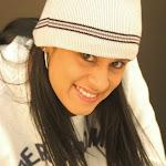 Andrea Rincon, Selena Spice Galeria 19: Buso Blanco y Jean Negro, Estilo Rapero Foto 49