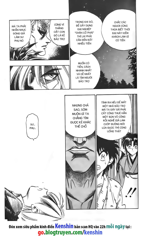 Rurouni Kenshin chap 41 trang 16