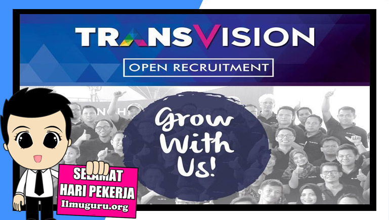Loker Transvision Bali 2019