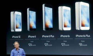 iPhone 6 or iPhone SE