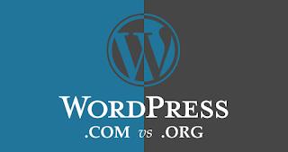 Apa Sih Perbedaan Dari WordPress.org Dan WordPress.com?