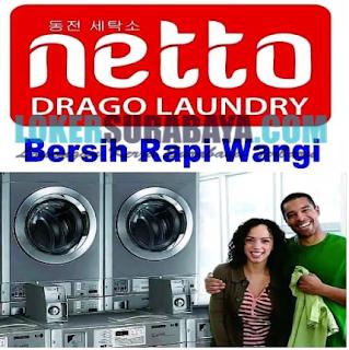 Lowongan Kerja di Netto Drago Laundry Coin Surabaya Terbaru Mei 2019