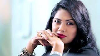 Nusrat Imrose Tisha Sexy Smile