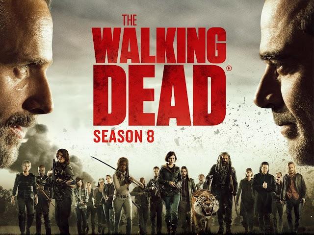 Review Sezonul 8 The Walking Dead - avem nevoie de zombi mai vii