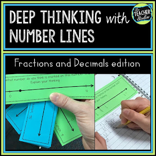 Learning how to navigate fractions can be tricky--and many students have only a basic understanding of how to place fractions on a number line. Check out this post for ideas on math reasoning, explaining thinking, and deep fraction understanding. Great fraction lesson!