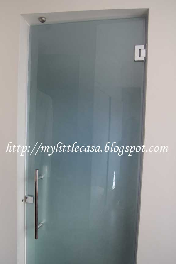 Home Sweet Home My Little Casa Glass Door Cost And Review