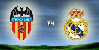 يلا شوت حصري مشاهدة مباراة ريال مدريد وفالنسيا بث مباشر اليوم 1-12-2018 في الدوري الاسباني
