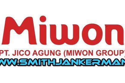 Lowongan PT. Jico Agung (Miwon Group) Pekanbaru Mei 2018