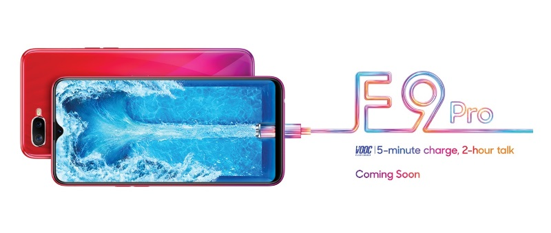 OPPO F9 Pro Confirmed; Waterdrop Screen, Dual Rear Cameras, and VOOC Fast Charging Solution!