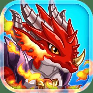 Dragon x Dragon - City Sim Game - VER. 1.5.89 Unlimited (Jewels - Coins) MOD APK
