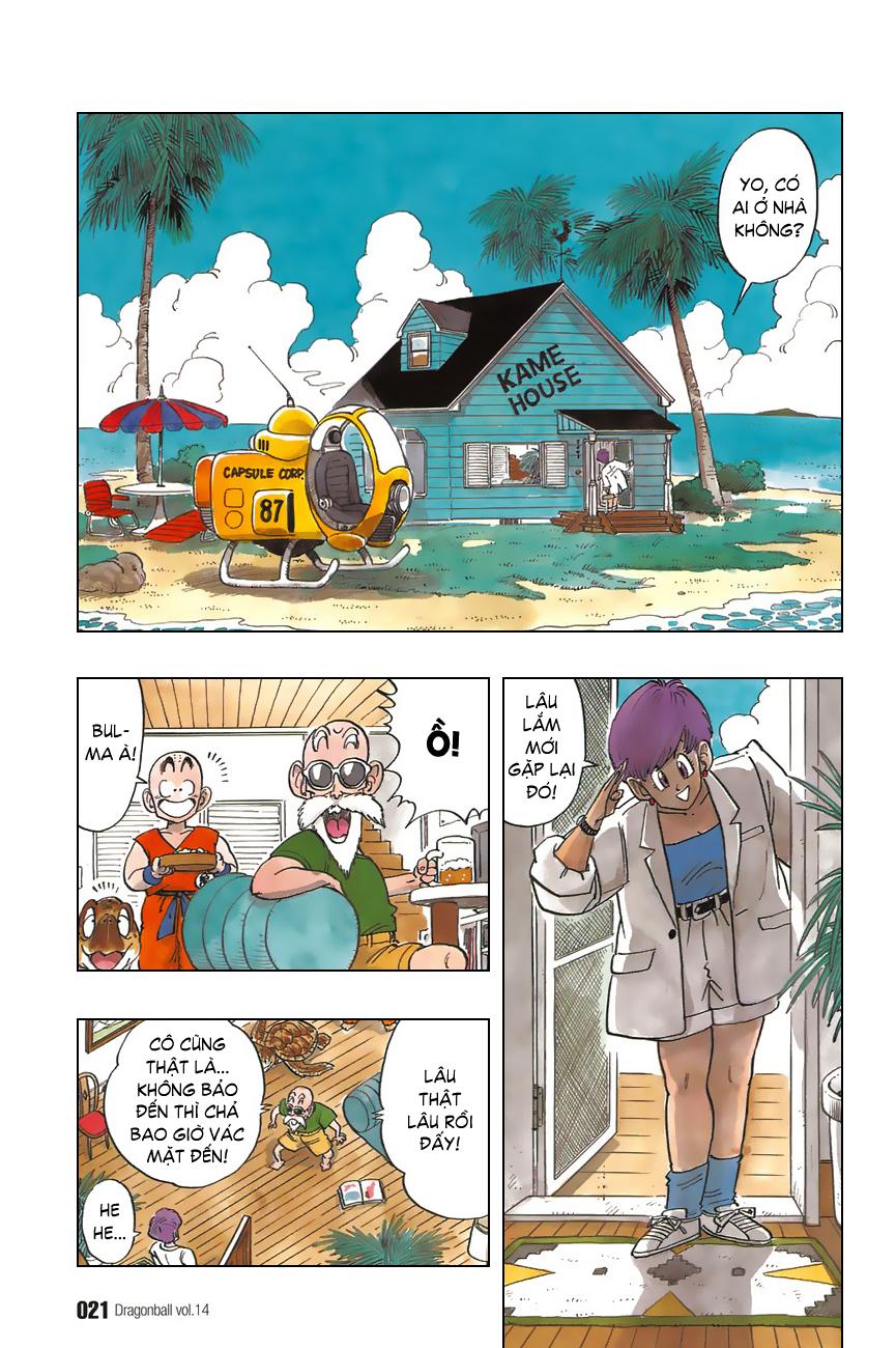 Dragon Ball chap 196 trang 3