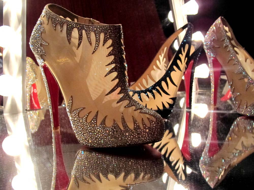 3da63d03bed Christian Louboutin exhibition at the Design Museum - London fashion    lifestyle blog