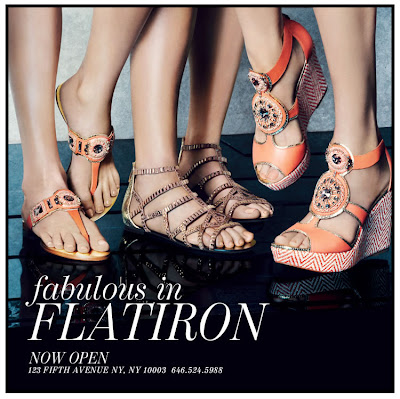 Fashion Herald The New Gladiator At Vince Camuto