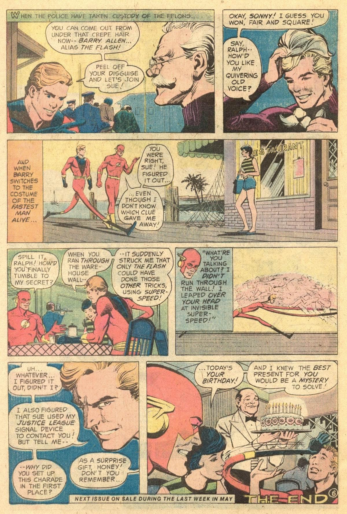 Detective Comics (1937) 449 Page 31