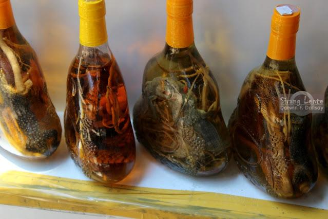 Exotic foods in Vietnam