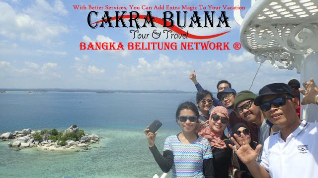 paket wisata bangka belitung tanpa hotel
