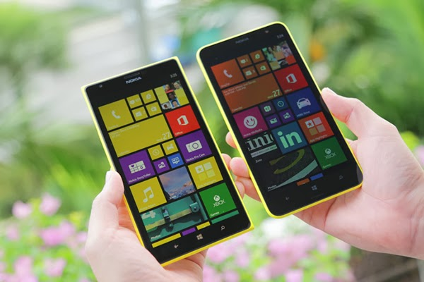 Nokia Lumia 1520 and Lumia 1320 available under Zero Down Payment Plan from Reliance