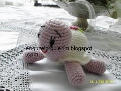 Amigurumi Tosbik Kaplumbağa Yapımı | Hobimella – El emeği | 178x238