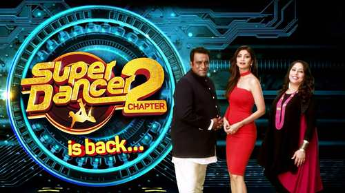 Super Dancer Chapter 2 HDTV 480p 200Mb 24 February 2018 Watch Online Free Download bolly4u