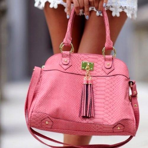 Большие и красивые сумки для девушек