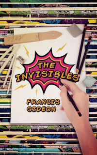 the invisibles book cover
