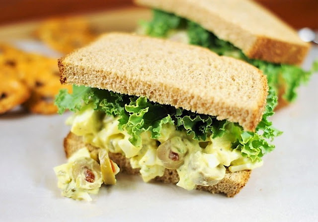 Olive Egg Salad photo