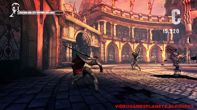 download  DmC: Devil May Cry pc game compressed