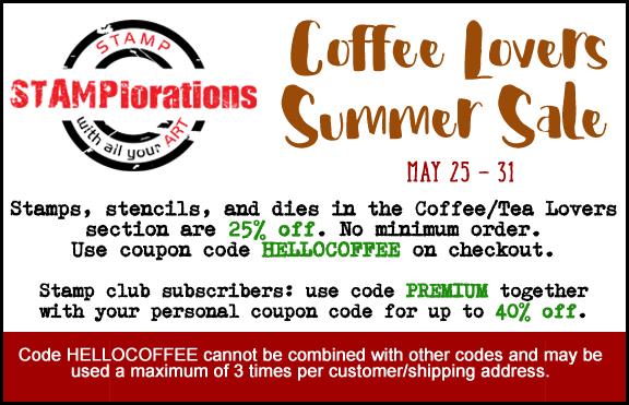 Coffee Lovers Summer  Sale