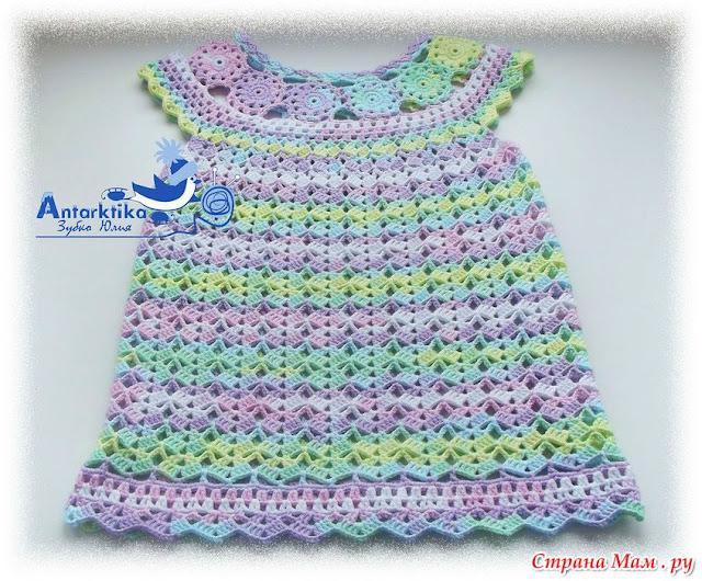 darmowe wzory sukieneczek dla dziewczynek
