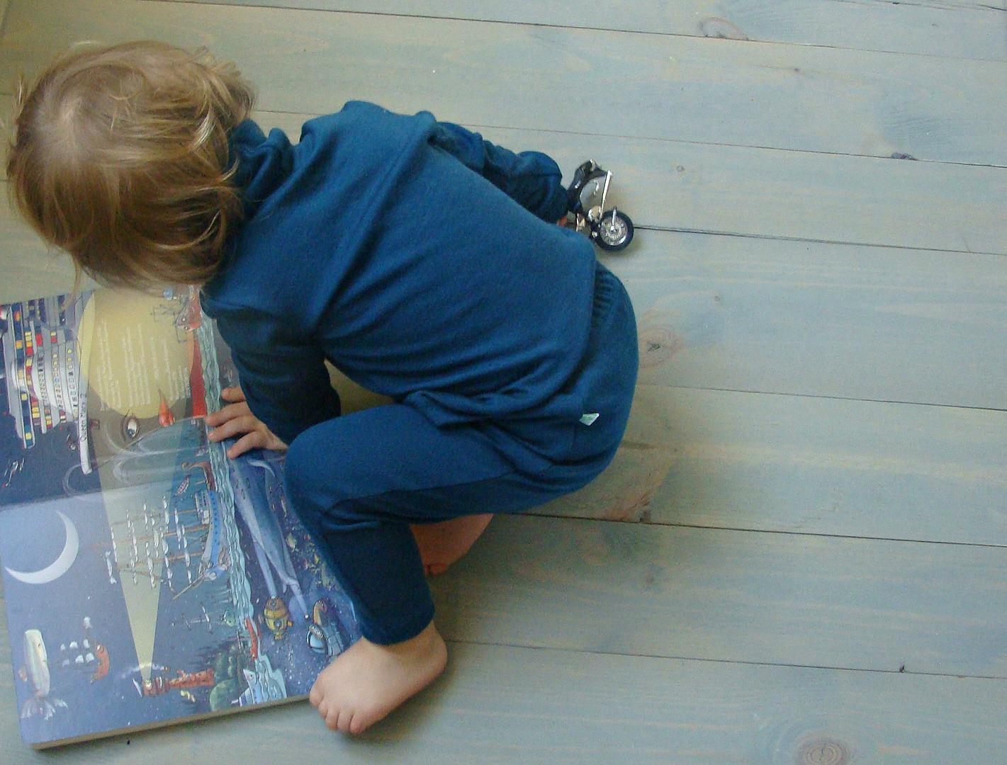 Bielizna termoaktywna dla dzieci