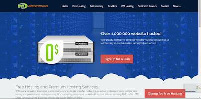 web hosting gratisan terbaik 2018