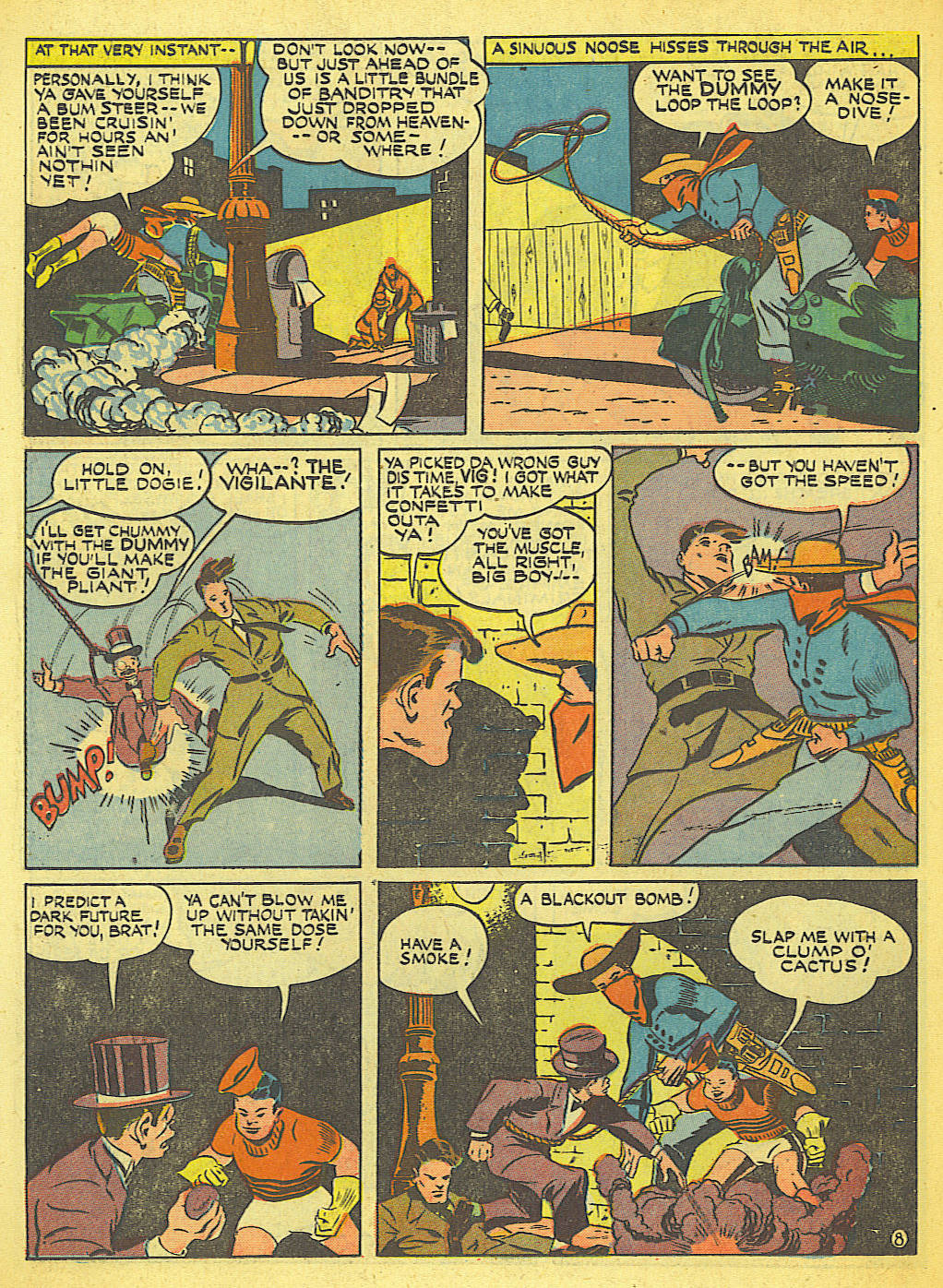 Read online Action Comics (1938) comic -  Issue #58 - 22