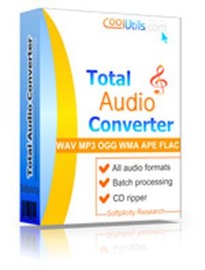 Resultado de imagen de CoolUtils Total Audio Converter