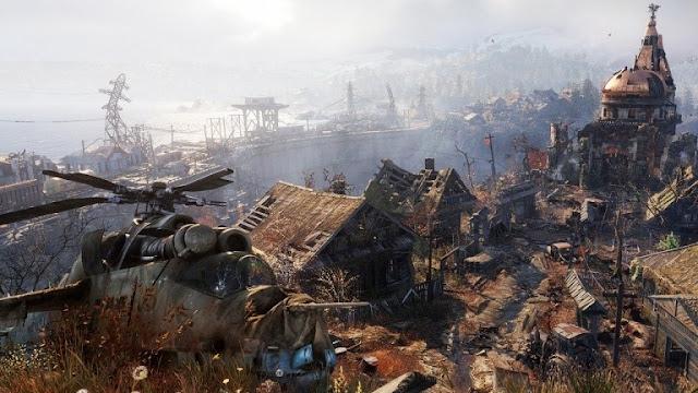 منتج لعبة Metro Exodus يتحدث عن محرك رسومات اللعبة و يكشف عدة معلومات حول نسخة PS4 Pro و Xbox One X