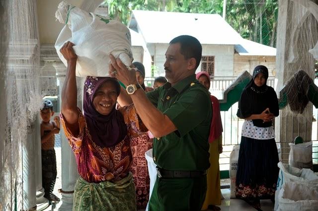 Pemkab Aceh Jaya Mulai Salurkan Raskin