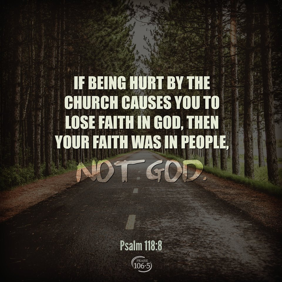 Messed Up Life Quotes: Pitterle Postings: Faith In God