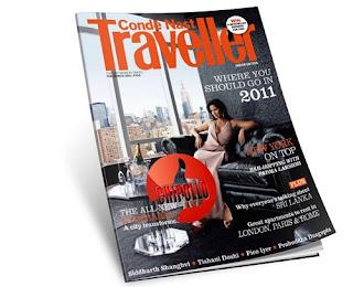 Conde Nast Traveller Magazine: February 2011 (India)