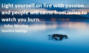 quotes about fire