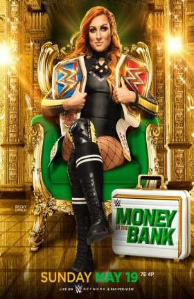WWE Money In The Bank 2019 PPV WEBRip 850MB x264 480p