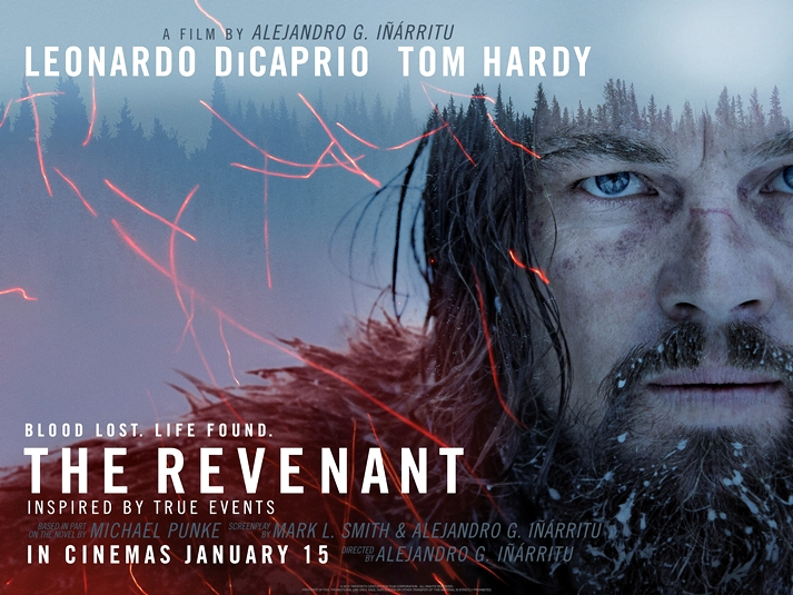 Póster: The revenant
