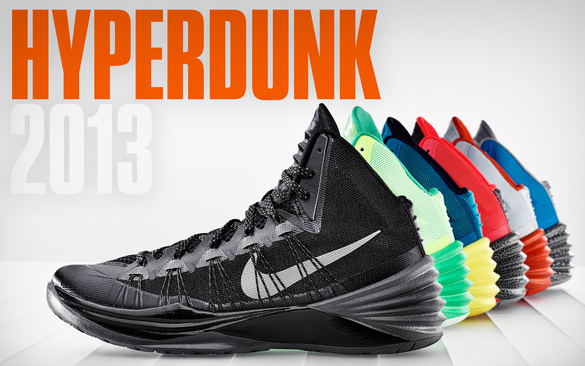 54405d7cd467 NBA 2K13 Nike Hyperdunk 2013 Shoes Patch - NBA2K.ORG