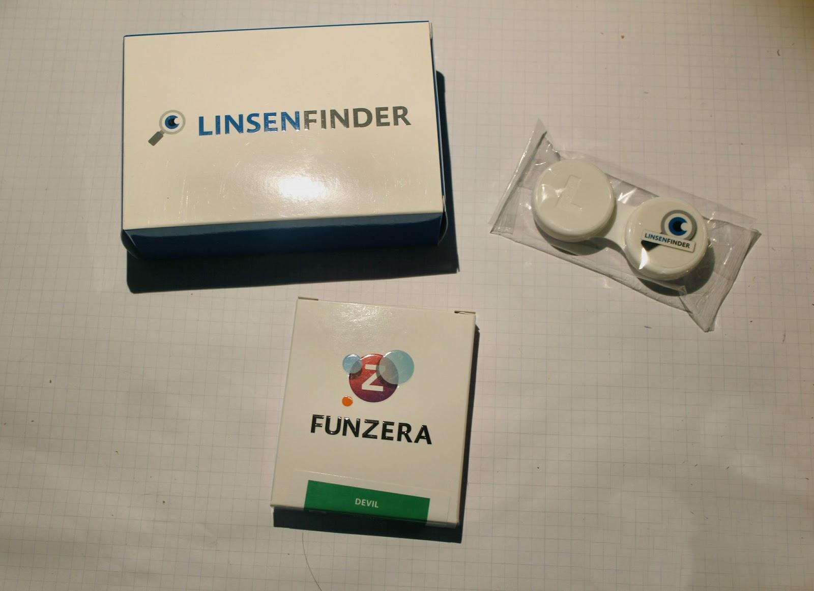Funzera Linsenfinder.de Metatron Devil Farblinsen