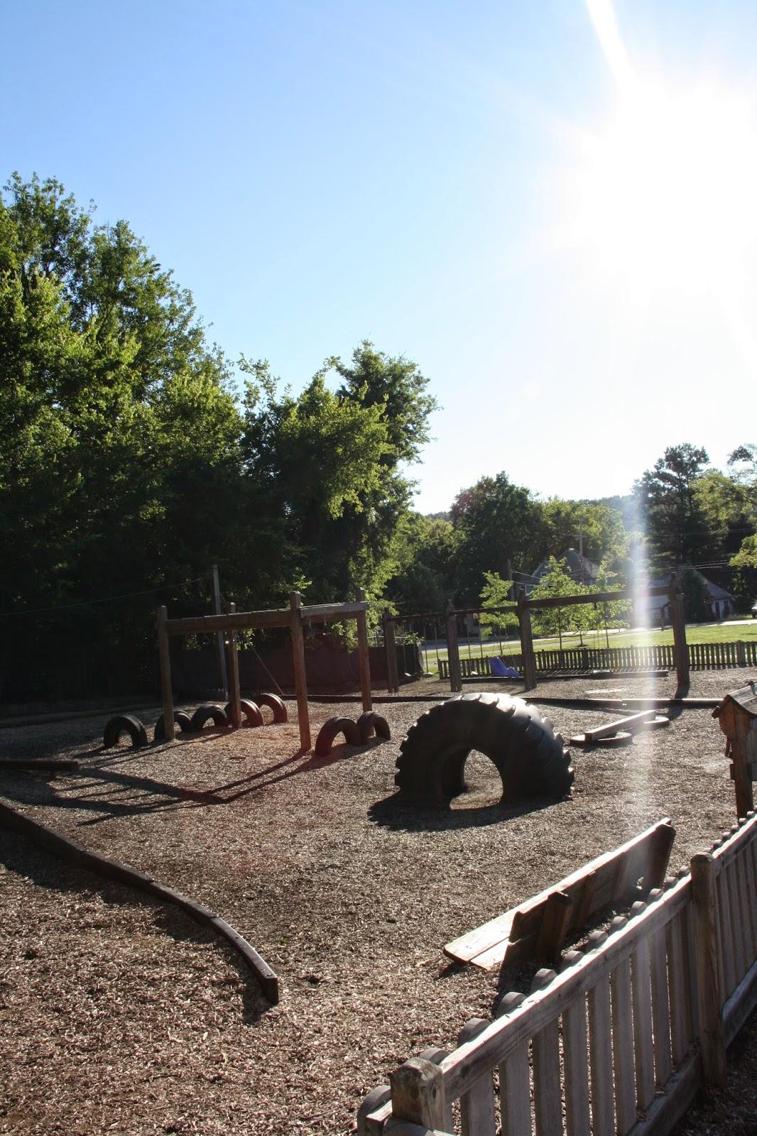 Play Chattanooga: St. Elmo Playground