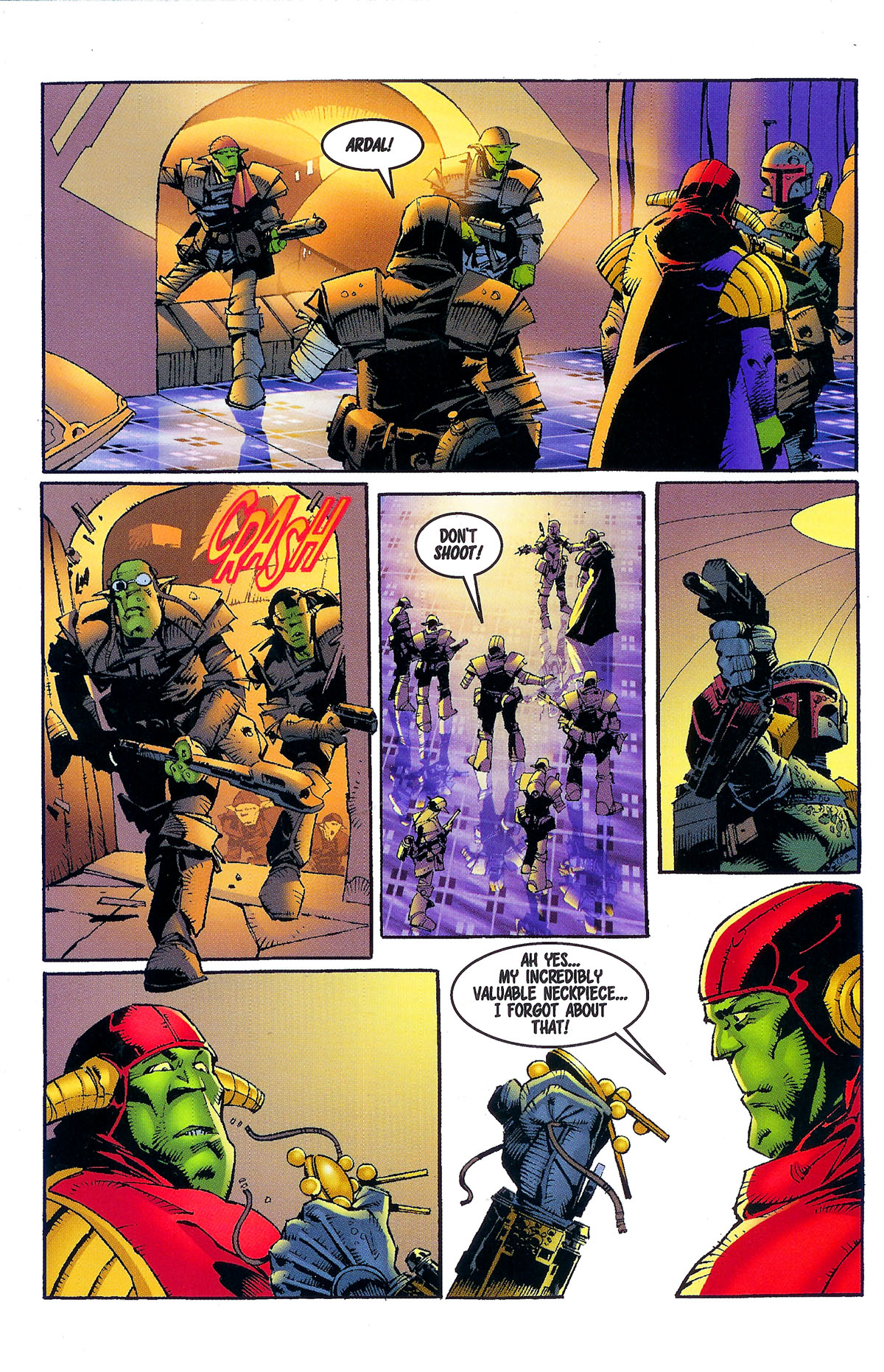 Read online Star Wars Omnibus comic -  Issue # Vol. 12 - 229