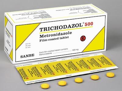 Harga Trichodazol Obat Trikomoniasis Terbaru 2017