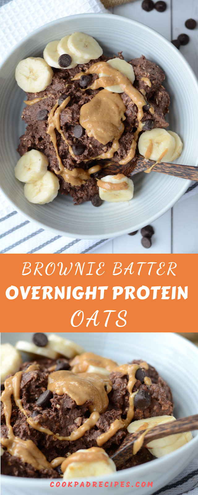 BROWNIE BATTER OVERNIGHT PROTEIN OATS