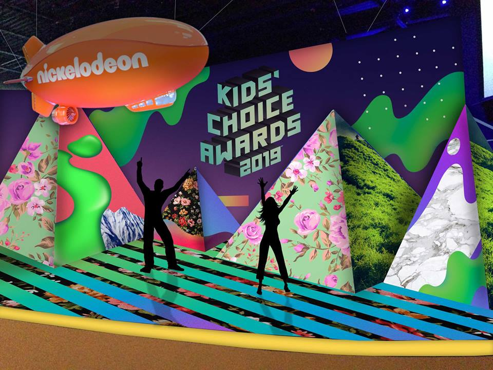 Image result for Nickelodeon Kids Choice Awards 2019