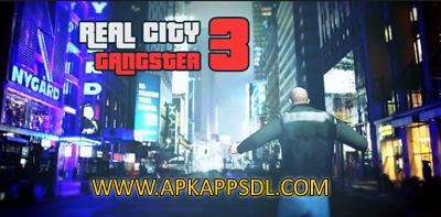 Download Real City Gangster 3 Mod Apk v1.2 Full Version 2016